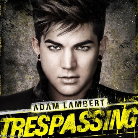 Adam Lambert Cover Image