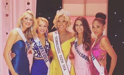 Savannah Chrisley: Chrisley Knows Best Star Named Miss Teen Tennessee!