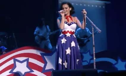 Katy Perry Inauguration Performance: Watch Now!