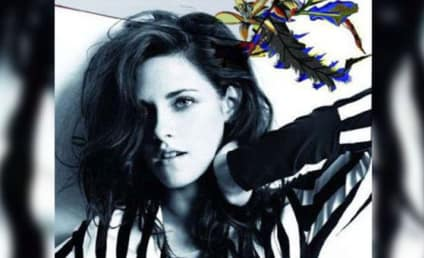Kristen Stewart Featured in New Balenciaga Ad