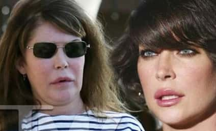 Lara Flynn Boyle Photos: What The Heck is Going On There?