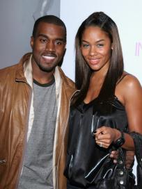 Kanye West Alexis Phifer Photo