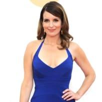 Tina Fey Emmy Dress