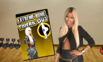 Nicki Minaj Presents: Extreme Home Twerk-Out!