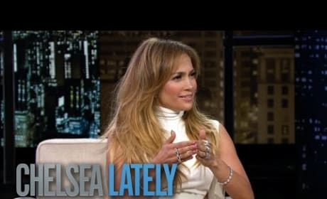 Jennifer Lopez on Chelsea Handler