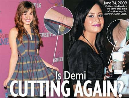 Cutting?