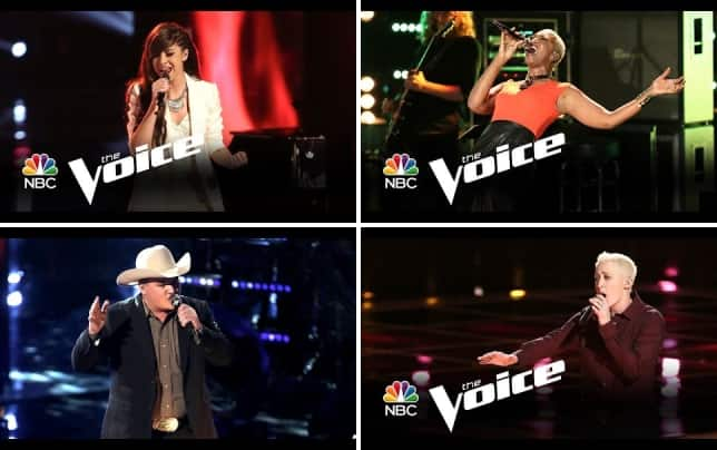Christina grimmie hold on were going home the voice