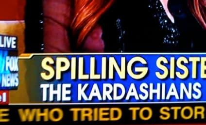Khloe Kardashian on Nip Slip: Look Here! Sorry!