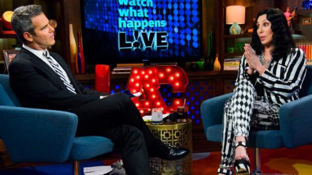 Cher on Watch What Happens Live