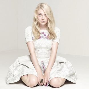 Dakota Fanning Magazine Photo