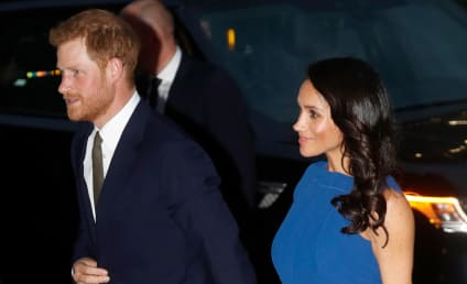 Prince Harry: CAUGHT Flirting With His Ex?