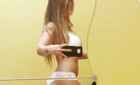 Tila Tequila Underwear Selfie