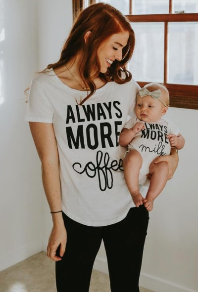 Audrey Roloff: RIPPED for This Photo of Ember Jean