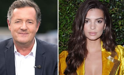"Piers Morgan Slams Emily Ratajkowski as ""Global Bimbo,"" Gets OWNED by Model"