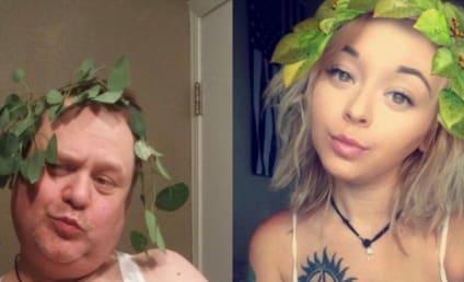 Greatest Dad Ever Recreates Daughter's Selfies