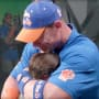 John Cena Hugs a Fan
