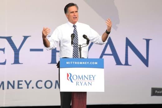 Mitt Romney Rallies