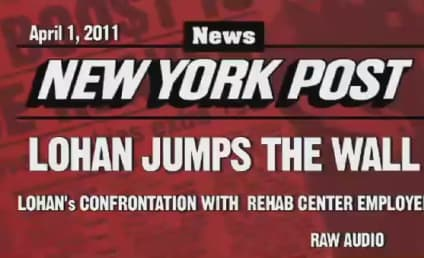 Lindsay Lohan Rehab 911 Call: You Gotta Hear It!