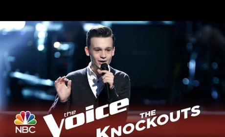 Grant Ganzer - Apologize (The Voice Knockouts)