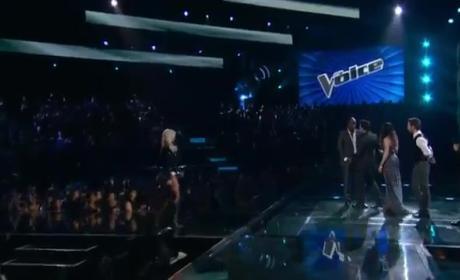 The Voice Season 2 Winner
