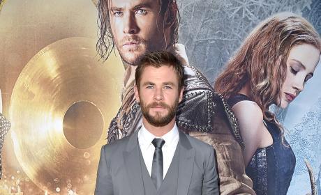 Chris Hemsworth is Hot