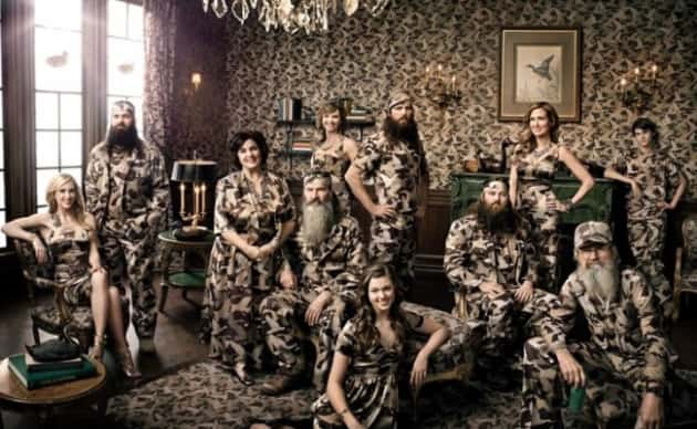 The Robertson Family