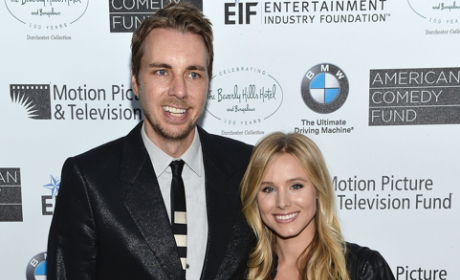 Dax Shepard and Kristen Bell Pic