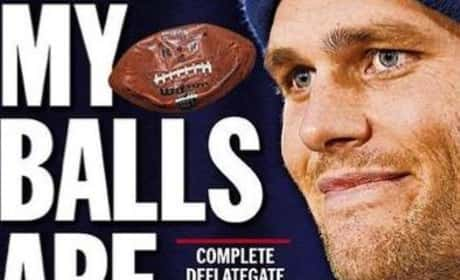 Tom Brady Defends Balls