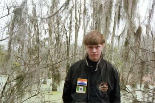 Dylann Roof Photo
