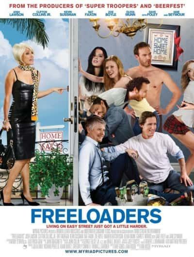 Freeloaders Poster