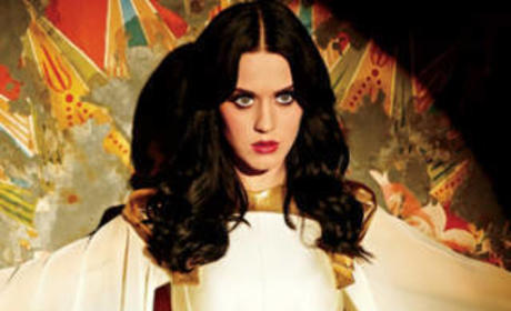 Katy Perry in Elle Magazine