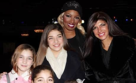 Teresa Giudice and NeNe Leakes