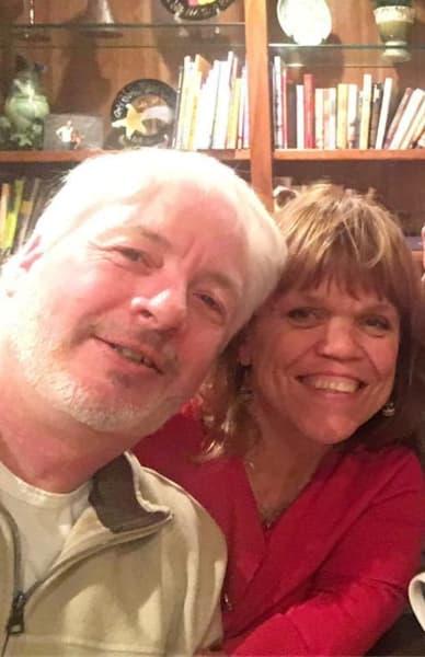 Chris Marek! With Amy Roloff!