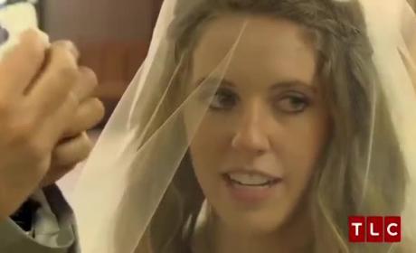 Jill Duggar Wedding Scene