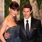 Tom Cruise, Katie Holmes Photo