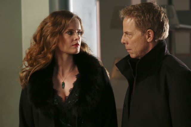 Zelena and hades once upon a time