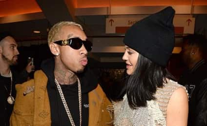 Kylie Jenner: Marrying Tyga For Custody of Son King?!