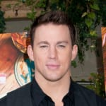 Channing Tatum Close Up