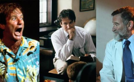 Robin Williams: A Look Back at His Life