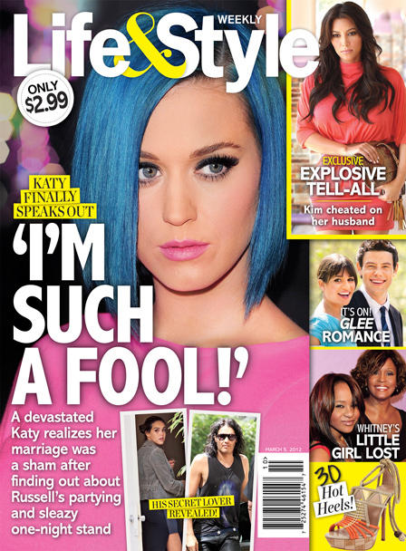 Katy Perry: Stabbed in the Heart!