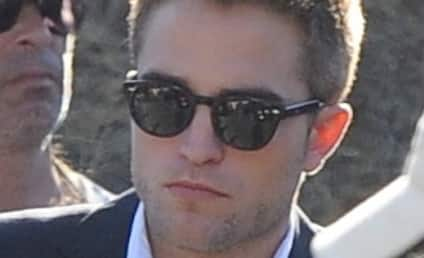 Robert Pattinson: Moving to London for FKA Twigs?