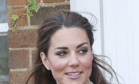 Kate Middleton Hairstyle Photo
