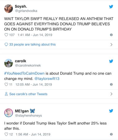 Kim-Tay Tweets