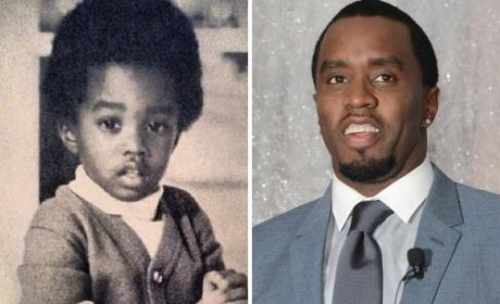 Diddy as a Kid