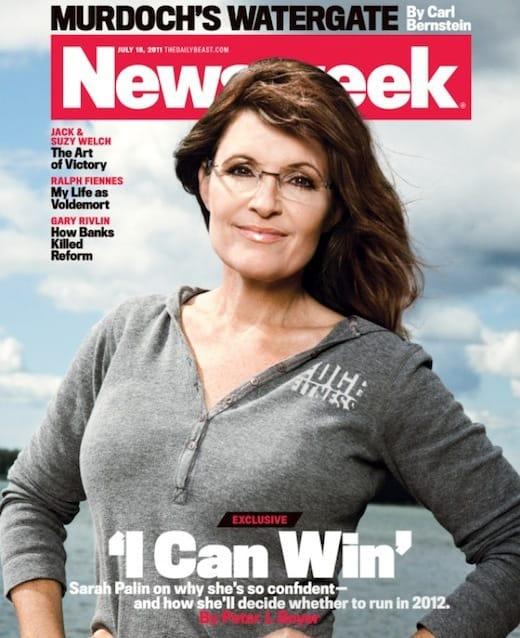 Palin: I Can Win!