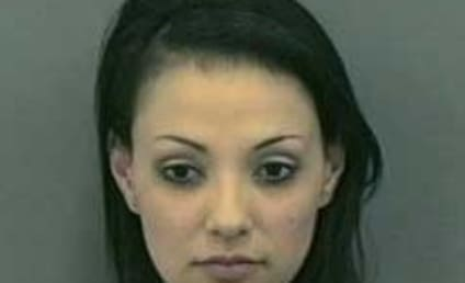 Miss New Mexico, Raelene Aguilar, Busted For DUI