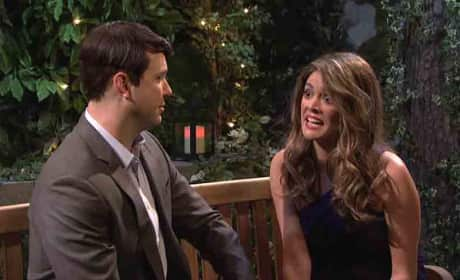 """SNL NAILS """"The Bachelor"""" Parody - Watch!"""