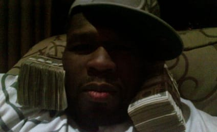 50 Cent Bet: Rapper Will Tweet Nude Pic if Giants Lose Super Bowl