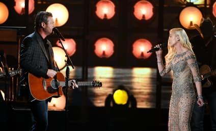 """Gwen Stefani Takes It """"One Day at a Time"""" With Blake Shelton"""
