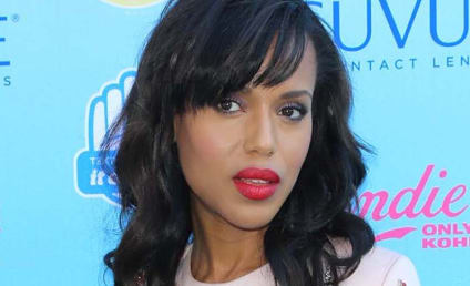 Kerry Washington on Lesbian Rumors: Bring 'Em On!
